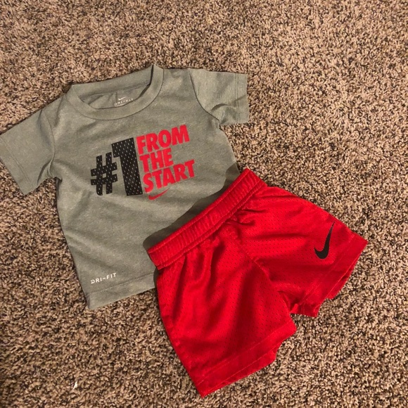 Baby/Toddler Dri Fit Nike outfit